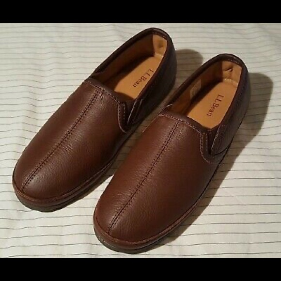 NWOT L.L. Bean slippers